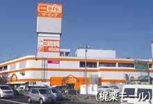 菊谷茂吉商店不動産事業:ショッピングモール「BIG」